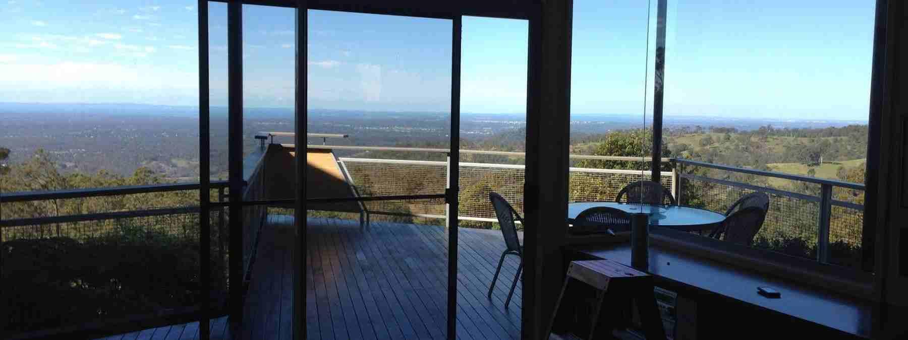 Window tinting overlooking the Gold Coast